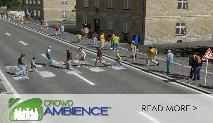 CrowdAmbience