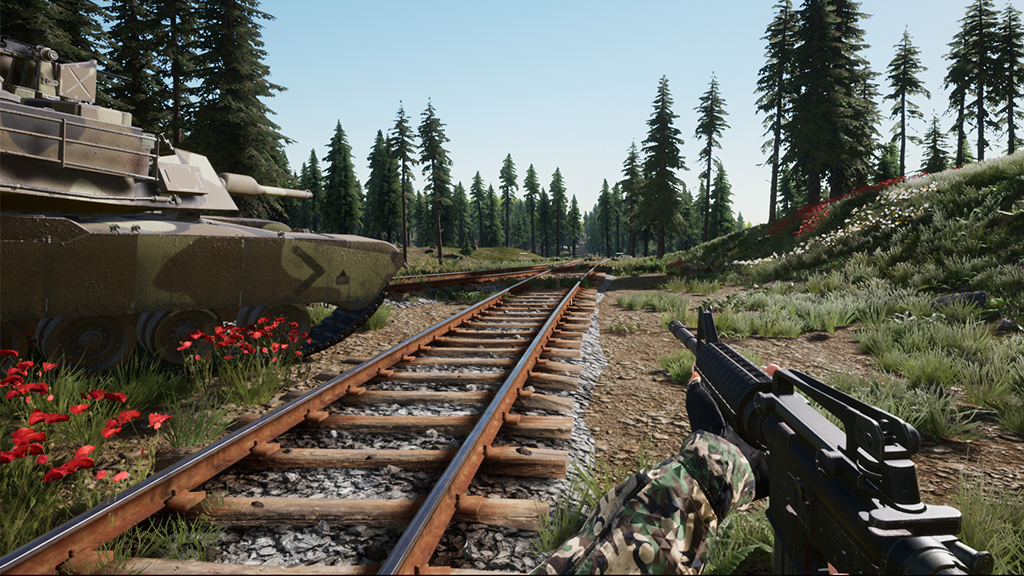 NEWS: SIMCETRIC SCALES UP TACTICAL MILITARY SIMULATIONS TRAINING WITH UNREAL ENGINE
