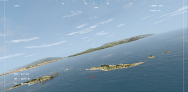 Attack in Pilot view